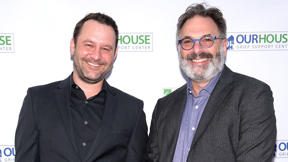 Dan Fogelman and Ken Olin attend OUR HOUSE- Hope Gala-Getty- H 2018