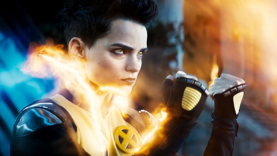 Deadpool 2 (2018)  - Brianna Hildebrand (as Negasonic Teenage Warhead) - Photofest-h 2018