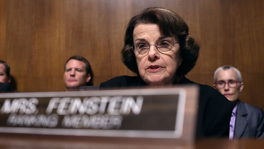 Dianne Feinstein - Getty - H 2018