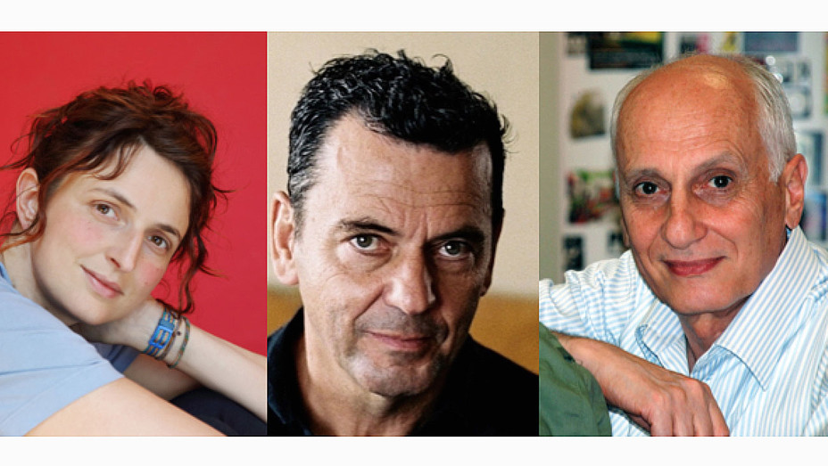 Ambassadors Alice Rohrwacher, Christian Petzold and Michel Ocelot - European Art Cinema Day - Publicity- H 2018