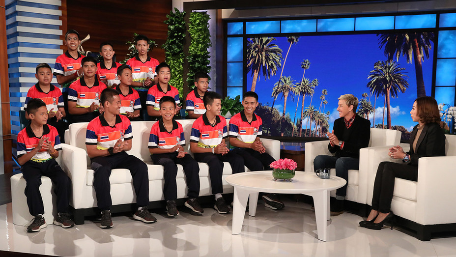 Ellen and the Wild Boars Soccer Team - H Publicity 2018