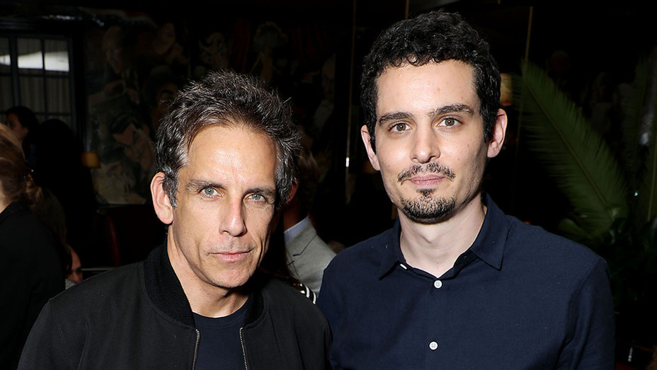 FIRST MAN- Ben Stiller- Damien Chazelle-Publicity - H 2018