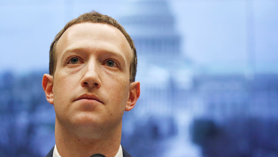 Facebook CEO Mark Zuckerberg  -TheFacebookDilemma - Publicity - ONE TIME USE ONLY -REUTERS 2- H 2018
