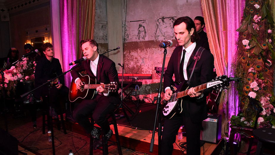 Foster The People at the Sixth Annual UNICEF Masquerade Ball in Los Angeles-Publicity-Getty-H 2018