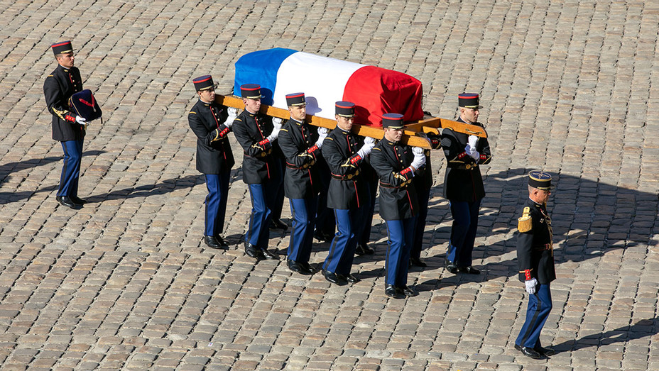 France National Tribute To Charles Aznavour -Memorial Service- Getty- H 2018