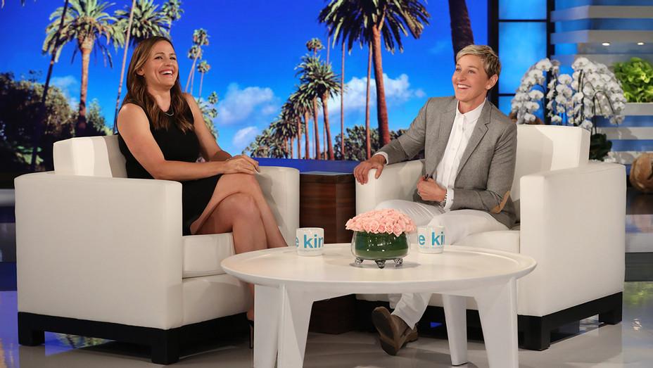 Jennifer Garner on 'Ellen' - H Publicity 2018