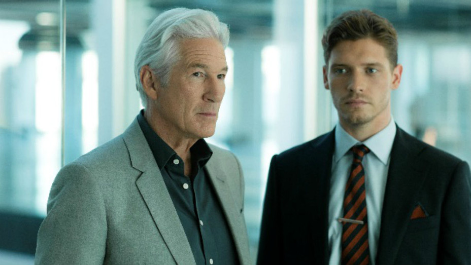 Richard Gere in 'MotherFatherSon' - H 2018