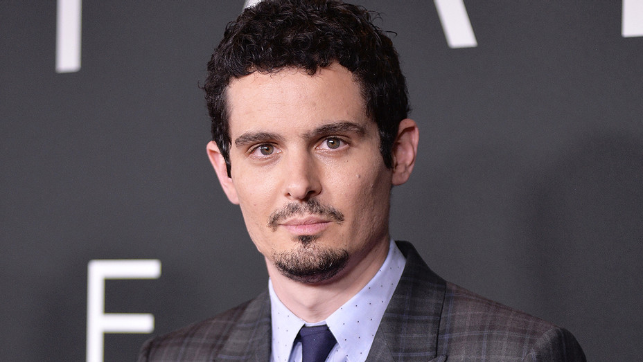 Damien Chazelle National Air Space Museum - Getty - H 2018