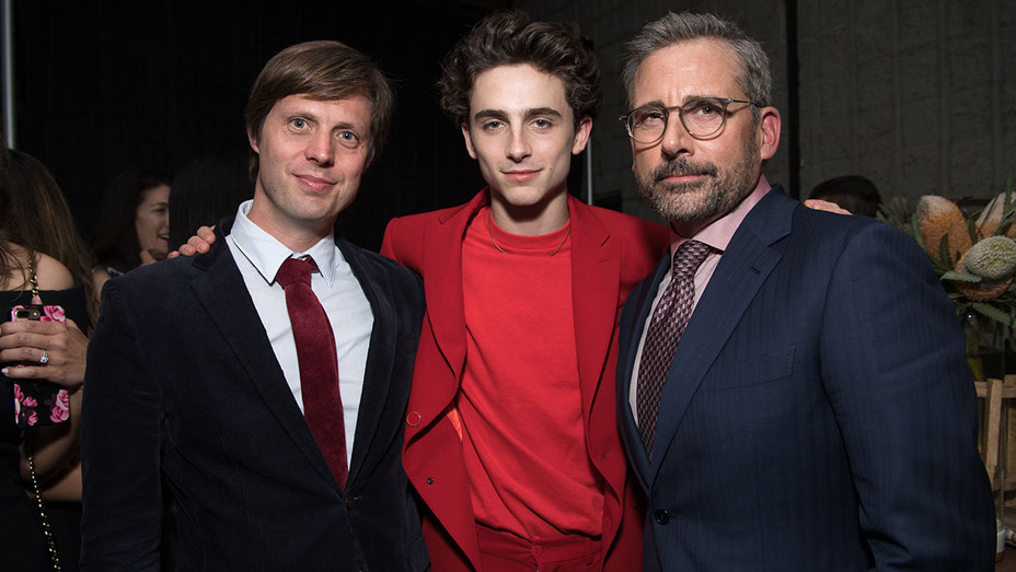 "Amazon Studios Los Angeles premiere of ""Beautiful Boy"" - Getty-H 2018"