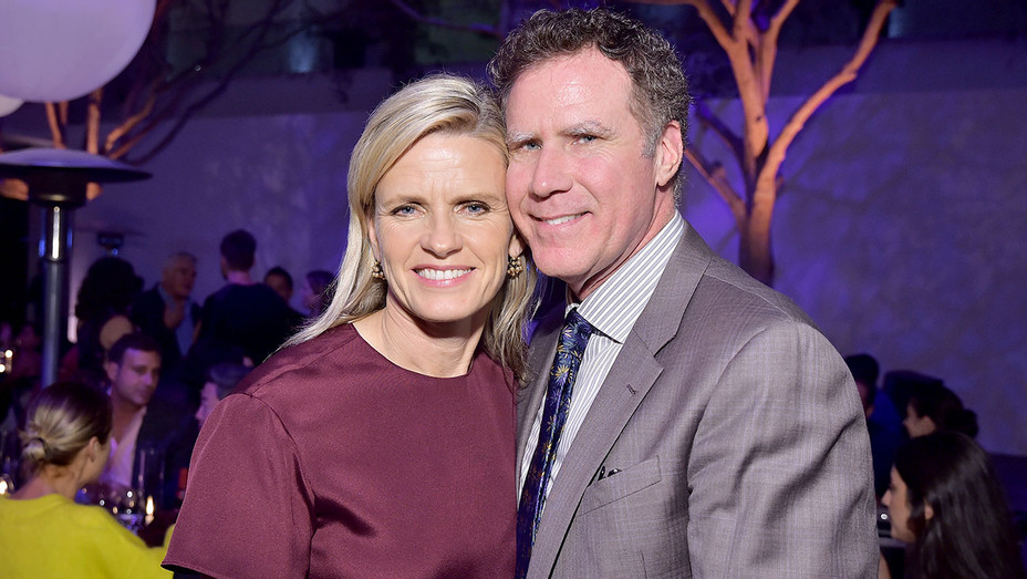 Hammer Museum 16th Annual Gala- Viveca Paulin and Will Ferrell - Getty-H 2018