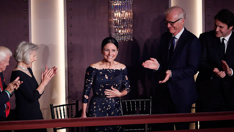 Julia Louis-Dreyfus - 21st annual Mark Twain Prize for American Humor at The Kennedy Center - Getty-H 2018