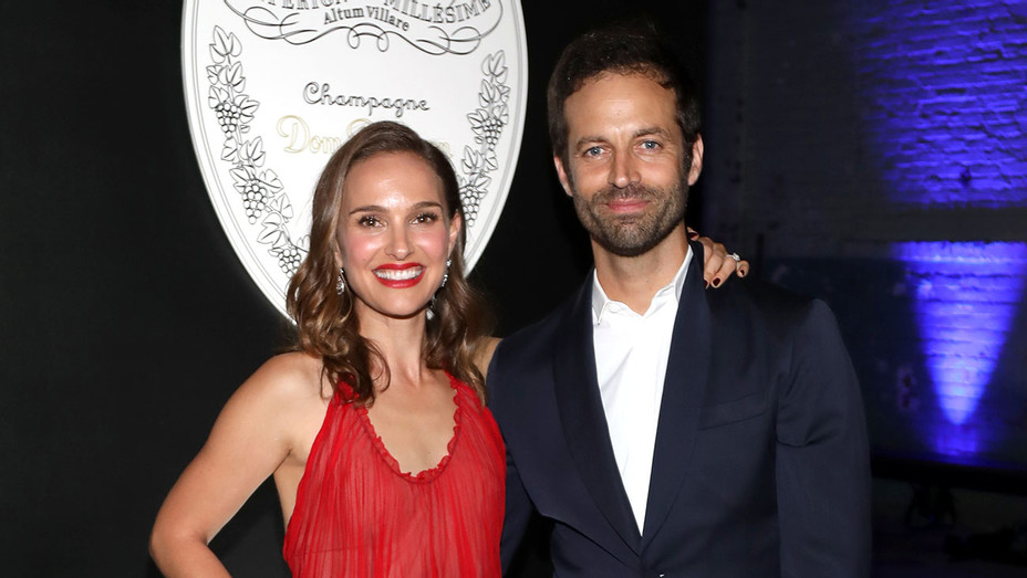 Natalie Portman and Benjamin Millepied  attend the LA Dance Project Gala - Getty- H 2018