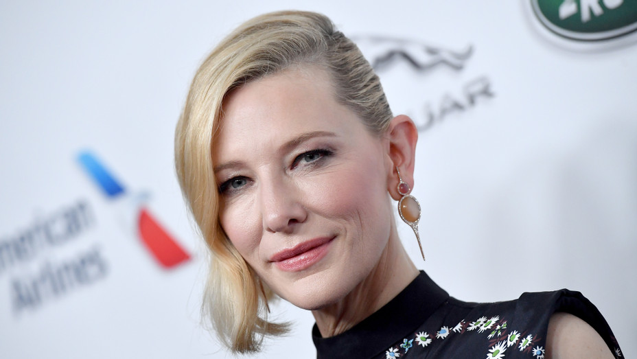 Cate Blanchett at Britannia Awards - Getty - Embed 2018