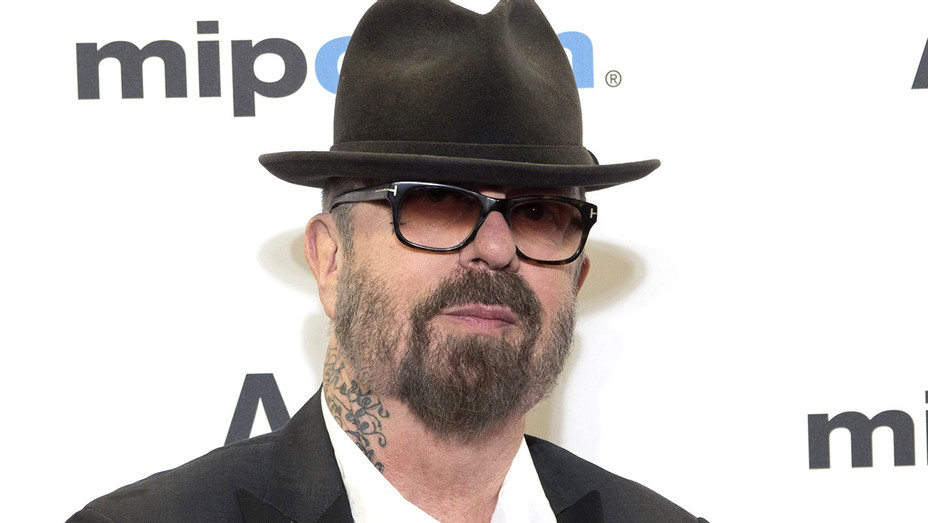 Dave Stewart attends the opening ceremony red carpet of the MIPCOM 2018 - Getty - H 2018