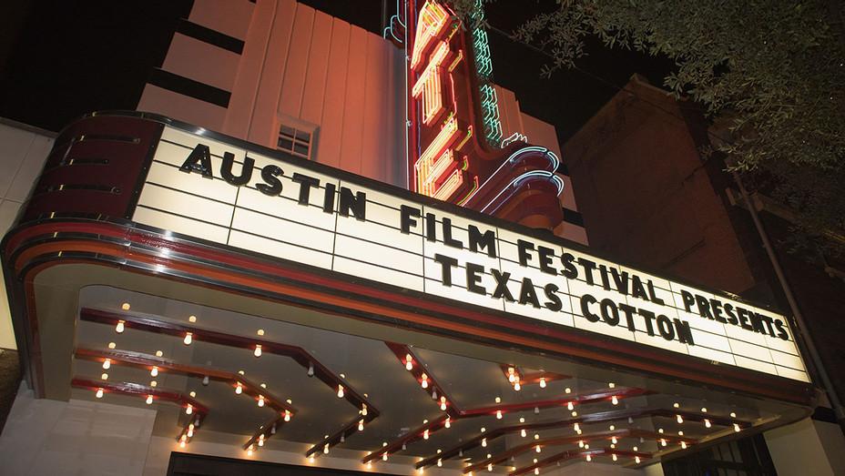 Austin Film Festival  -Texas Cotton red carpet  -  October 29, 2018 - Getty-H 2018