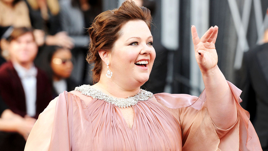 Melissa McCarthy arrives at the 84th Annual Academy Awards held at the Hollywood- Getty-H 2018