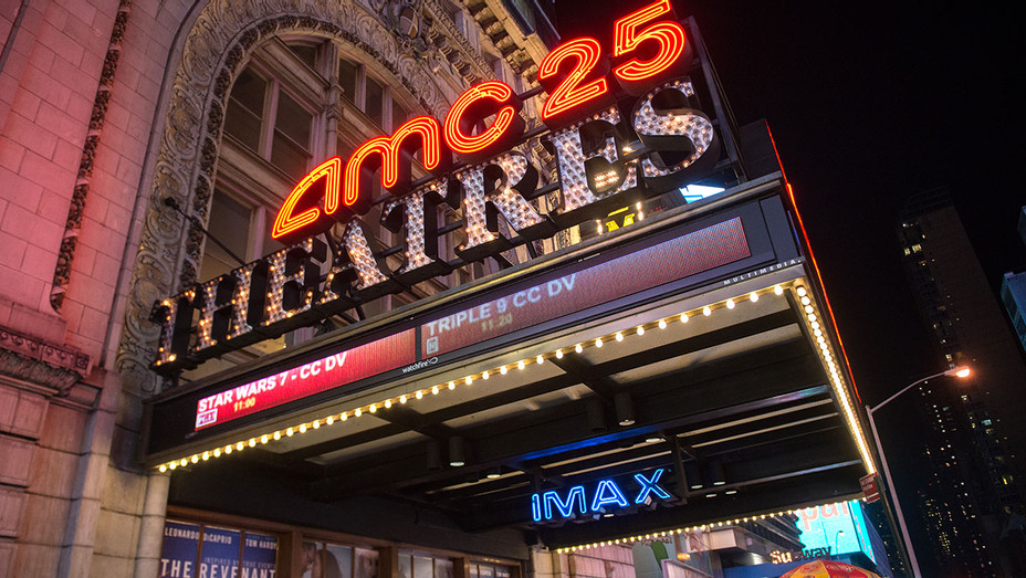 AMC Empire 25 theater - Getty-H 2018
