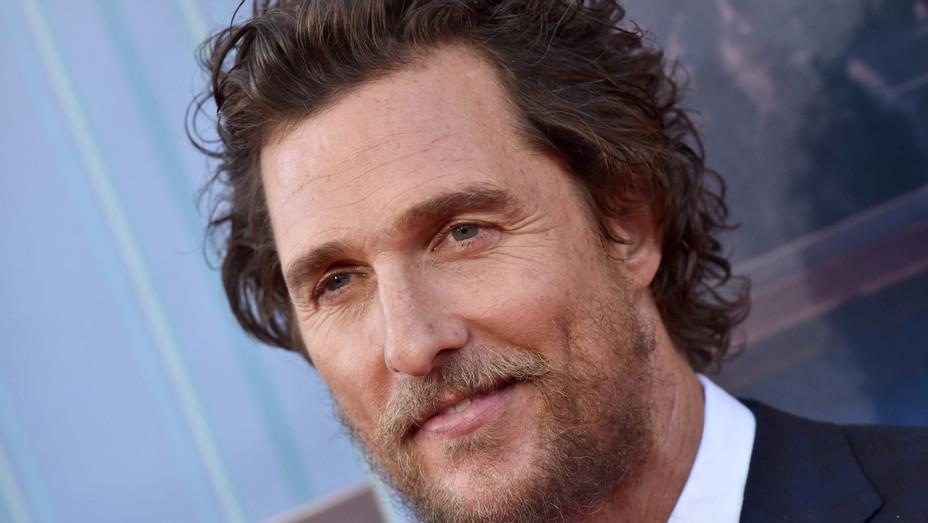 Matthew McConaughey 'Sing' Premiere - Getty - H 2018