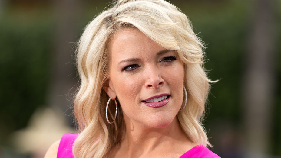 "Megyn Kelly visits ""Extra"" at Universal Studios Hollywood - Getty-H 2018"