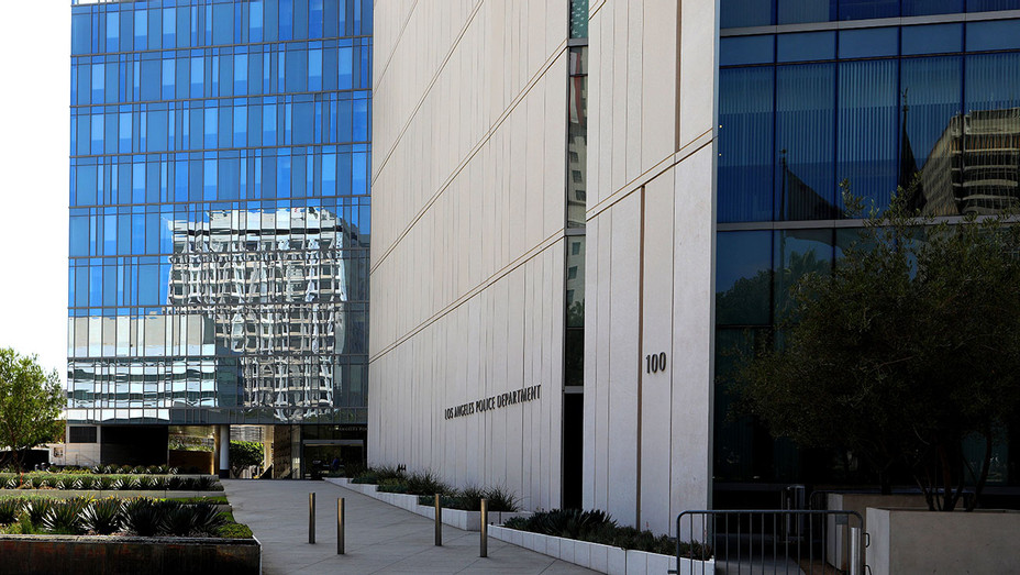 ONE TIME USE ONLY- Los Angeles Police Department Headquarters in Los Angeles, California on September 10, 2017- Getty-H 2018