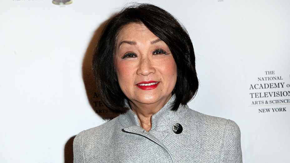 Connie Chung attends the 2017 Gold & Silver Circle Induction Ceremony - Getty-H 2018