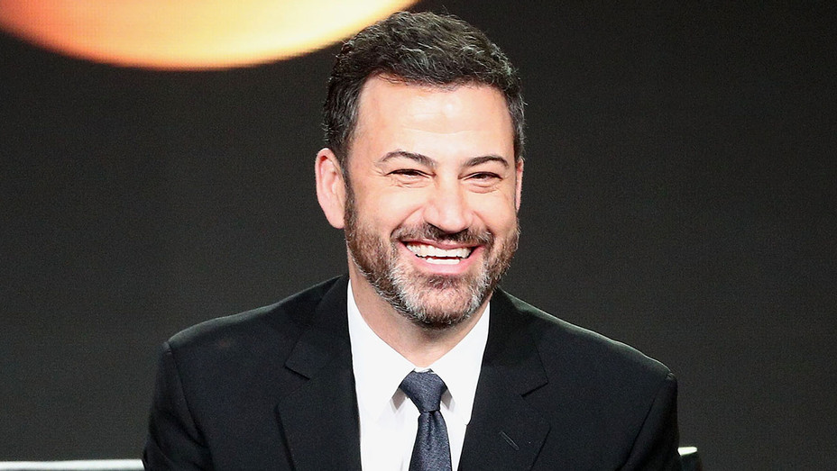 Jimmy Kimmel - host of the 90th Oscars - Getty-H 2018