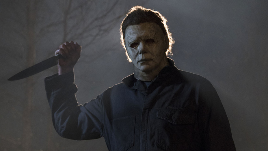 Halloween-Publicity Still-Michael Myers 3-H 2018