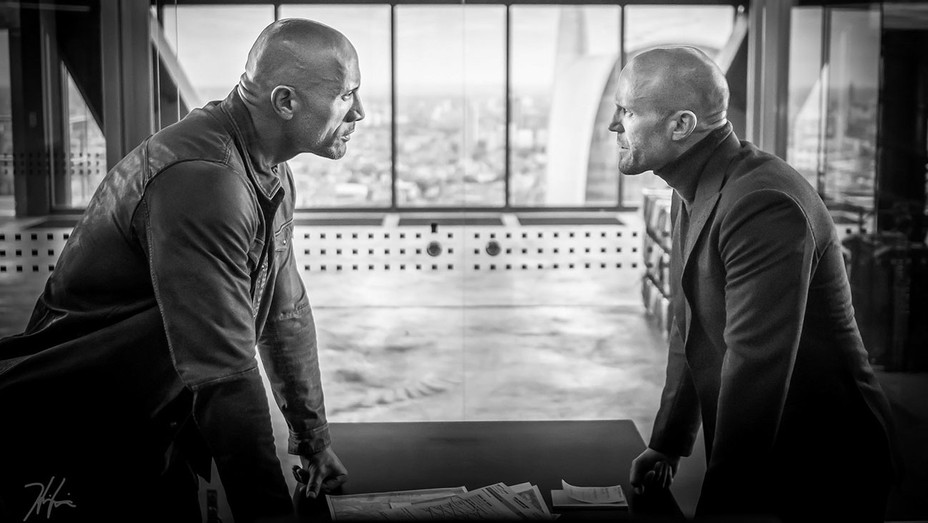 Hobbs And Shaw Movie Teaser - Publicity - H 2018