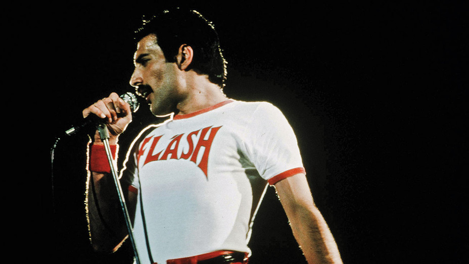Hollywood Flashback- Freddie Mercury Gave 'Flash Gordon' Its Beat in 1980-Flash-Getty-H 2018