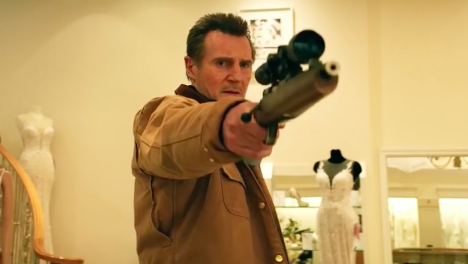 Liam Neeson - Cold Pursuit International Trailer Still - H 2018