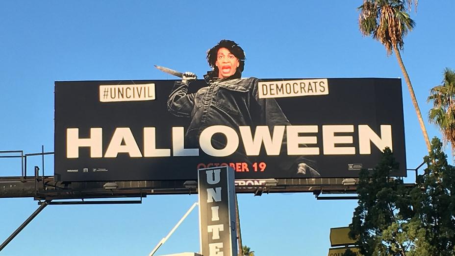Sabo Halloween - Uncivil Democrats - Publicity-H 2018