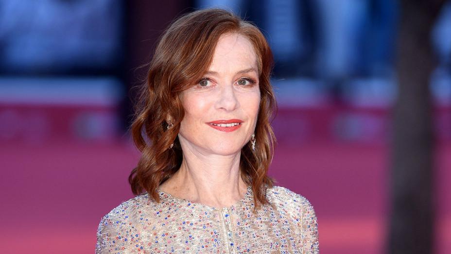 Isabelle Huppert Rome Film Festival - Getty