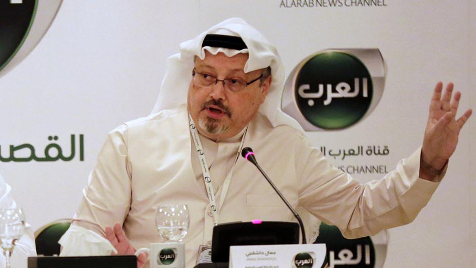 Jamal Khashoggi ONE TIME USE - AP - H 2018