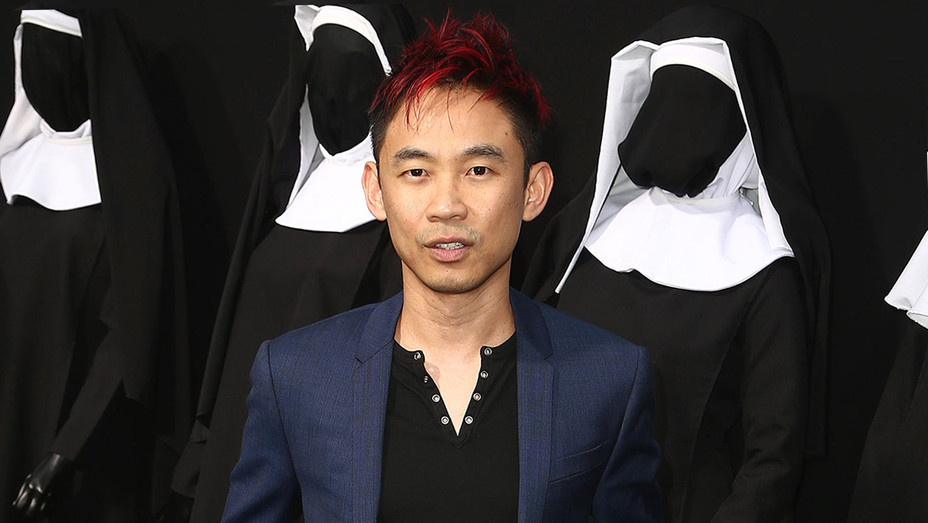 James Wan - The Nun Premiere-Getty-H 2018