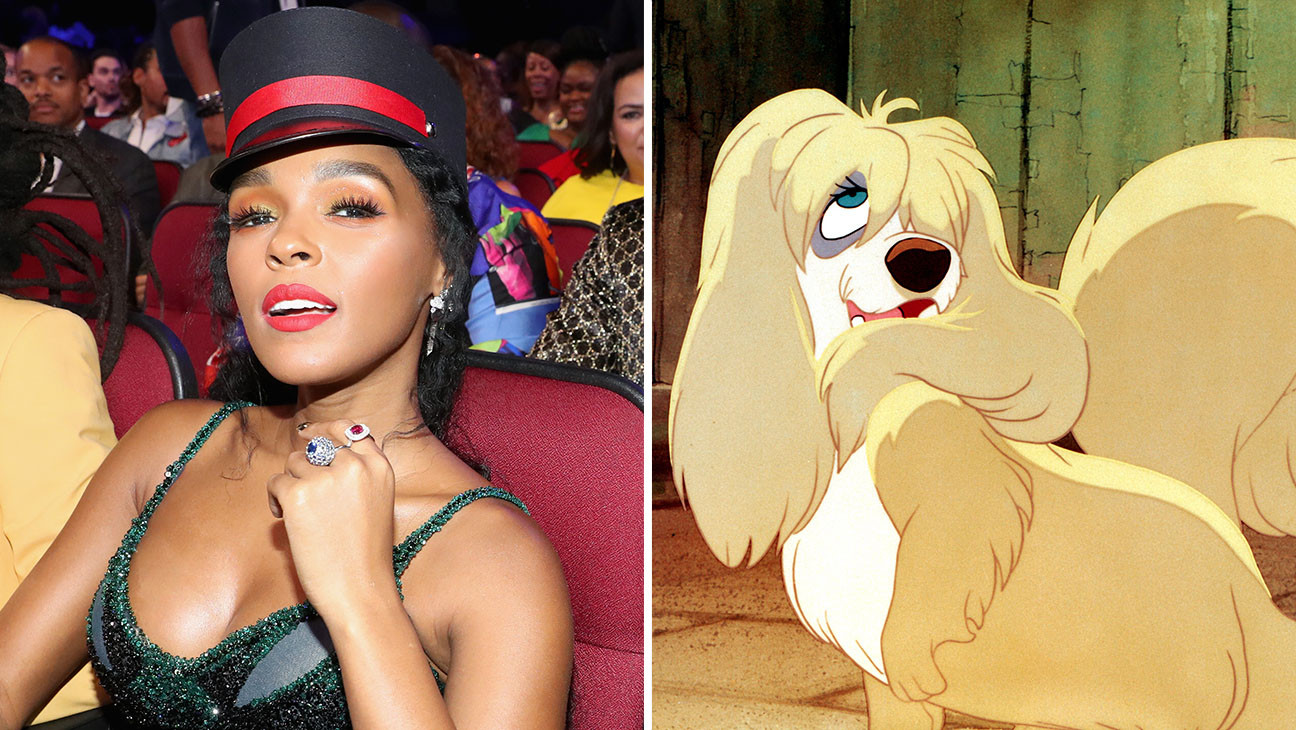 Janelle Monae Joins Disney S Lady And The Tramp Hollywood Reporter