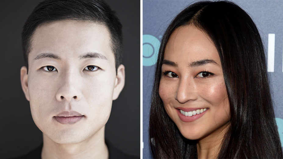 Jason Kim- Great Lee- Publicity - Split - H 2018