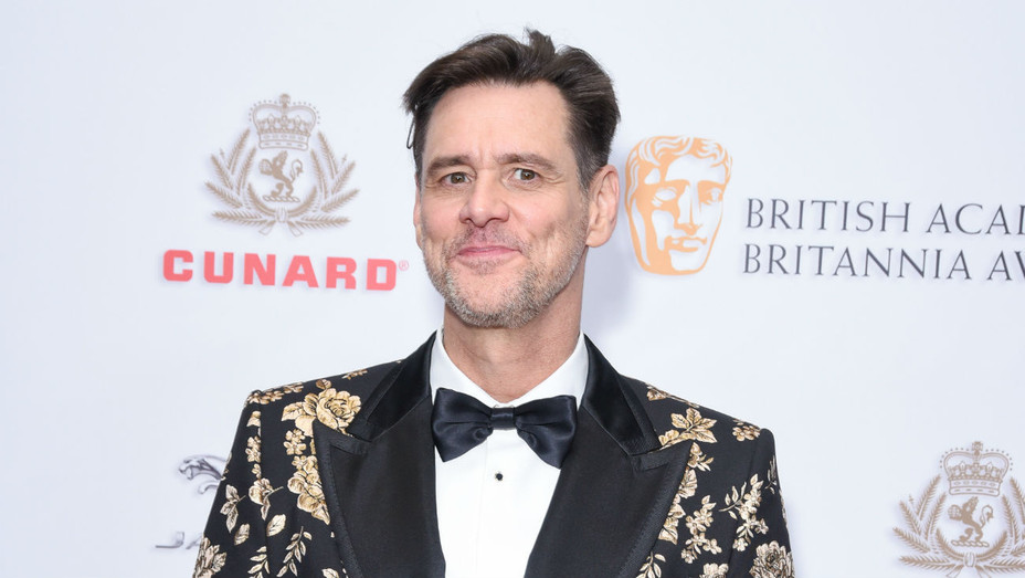 Jim Carrey Britannia Awards - Getty - H 2018
