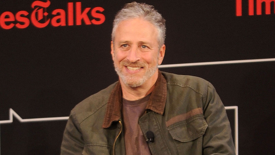 Jon Stewart - Getty - H 2018