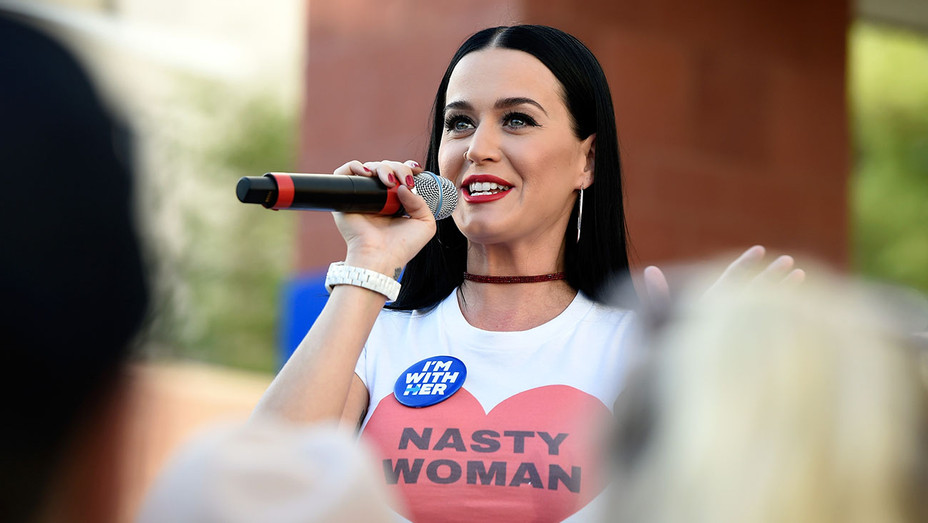 Katy Perry_Nasty Woman - Getty - H 2018