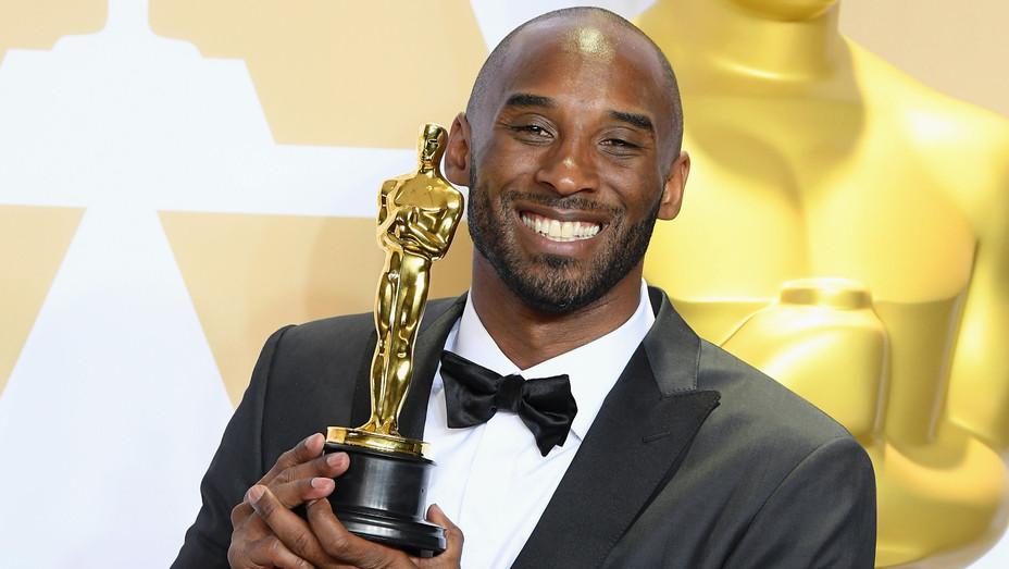 Kobe Bryant at The Oscars - Getty - H 2018