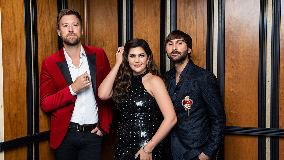 Lady Antebellum ONE TIME USE- Publicity - H 2018
