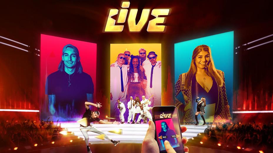 Live, Banijay - H - 2018