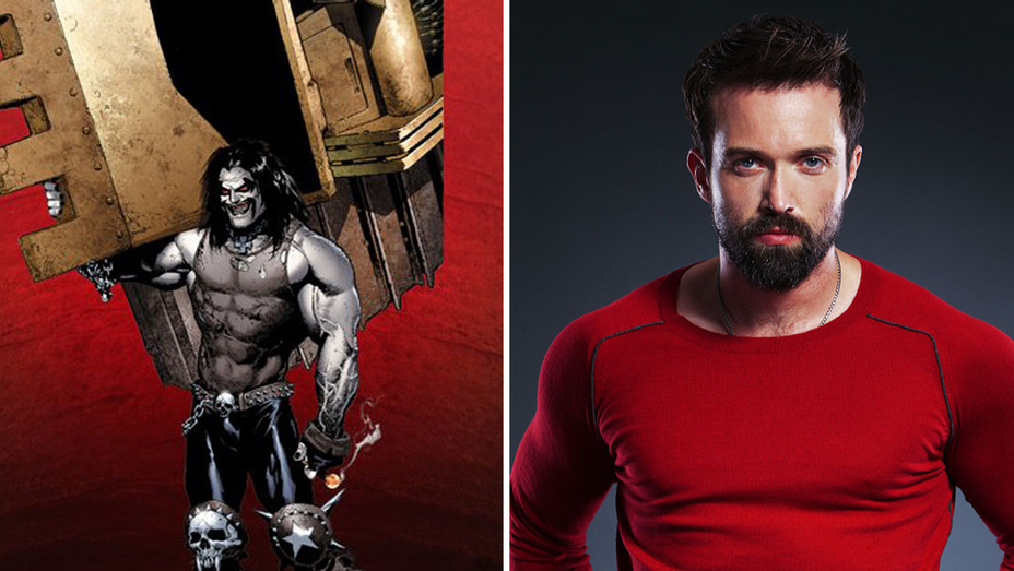 Lobo and actor Emmett Scanlan - Split-Publicity-H 2018