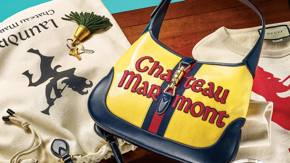 Chateau Marmont - Alessandro? Michele  limited collection- Photographed by Joseph Shin - H 2018