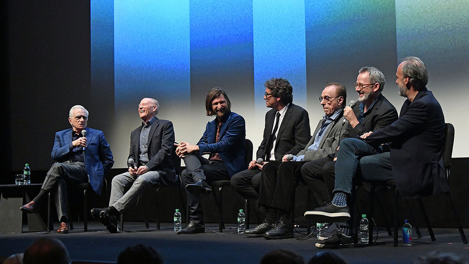 """NYFF: Martin Scorsese, Peter Bogdanovich Talk Orson Welles' """"Exhilarating  and So Distressing"""" Final Film   Hollywood Reporter"""