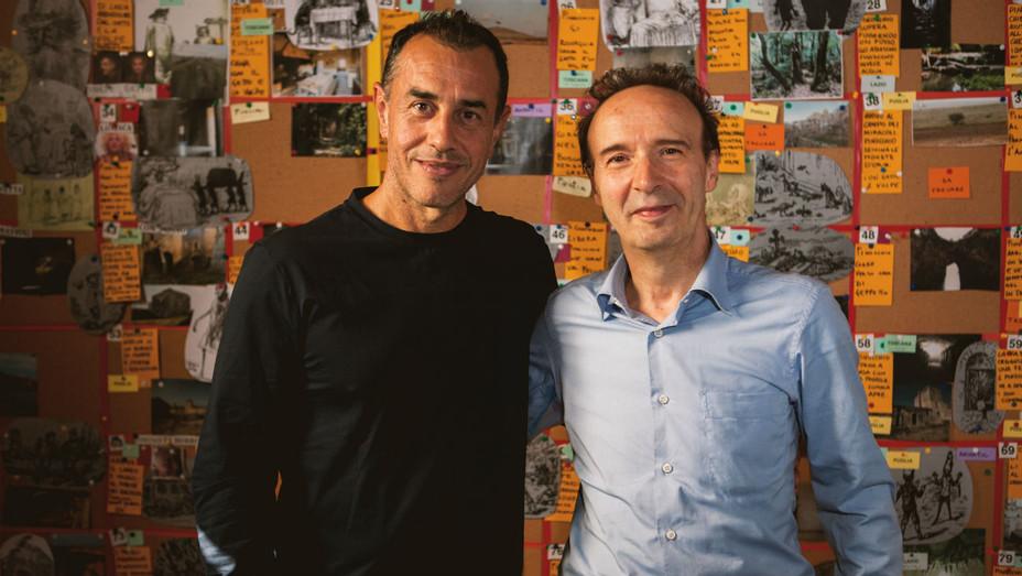 Matteo Garrone, Roberto Benigni
