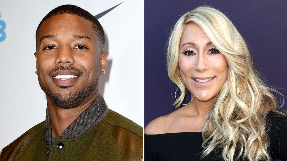 Michael B. Jordan and Lori Greiner Split-Getty-H 2018