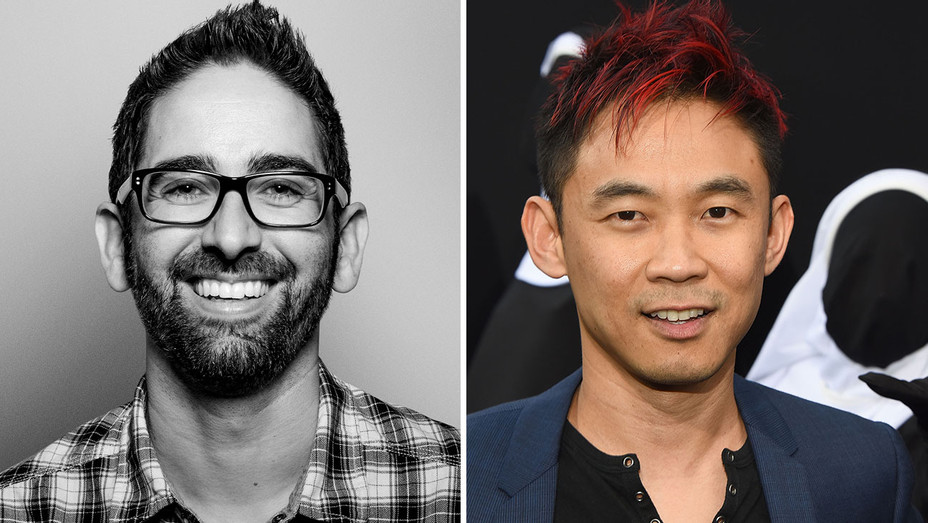 Michael Chaves and James Wan-Split-Getty-H 2018