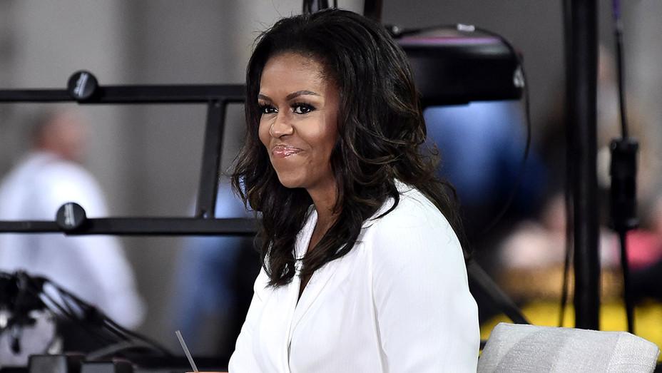 Michelle Obama-Getty-H 2018