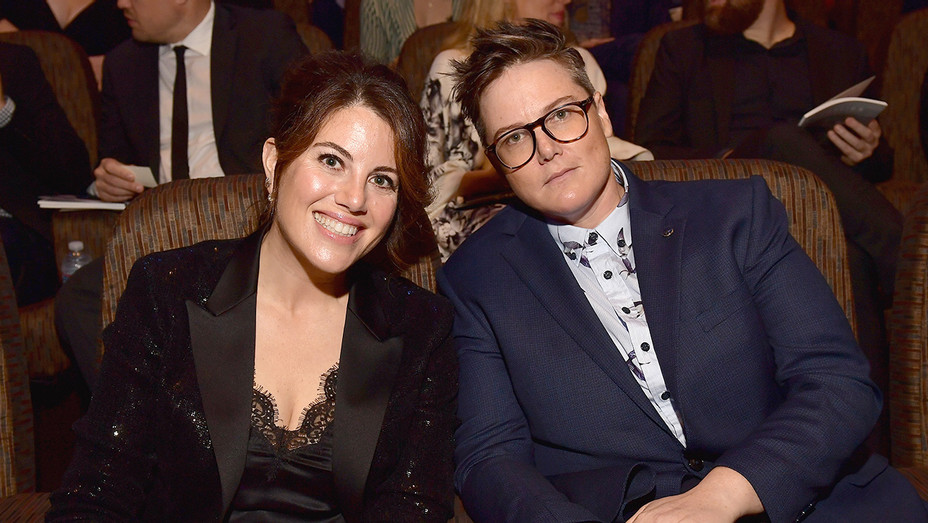Monica Lewinsky and Hannah Gadsby - Publicity - H 2018